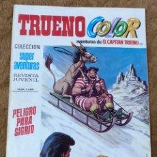 Tebeos: TRUENO COLOR Nº 151 (BRUGUERA 1ª EPOCA 1972). Lote 173386779