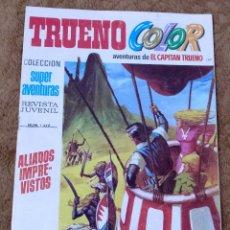 Tebeos: TRUENO COLOR Nº 147 (BRUGUERA 1ª EPOCA 1972). Lote 173387025