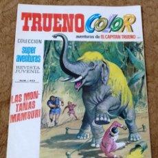 Tebeos: TRUENO COLOR Nº 140 (BRUGUERA 1ª EPOCA 1972). Lote 173387519