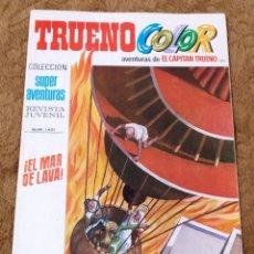 Tebeos: TRUENO COLOR Nº 139 (BRUGUERA 1ª EPOCA 1972). Lote 173387744