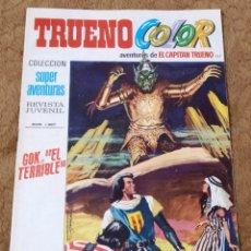 Tebeos: TRUENO COLOR Nº 137 (BRUGUERA 1ª EPOCA 1972). Lote 173387912