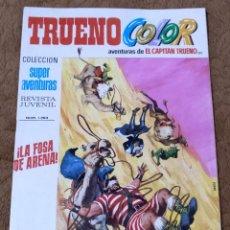 Tebeos: TRUENO COLOR Nº 135 (BRUGUERA 1ª EPOCA 1972). Lote 173388095