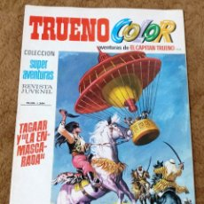 Tebeos: TRUENO COLOR Nº 134 (BRUGUERA 1ª EPOCA 1971). Lote 173388173