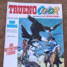 Tebeos: TRUENO COLOR Nº 132 (BRUGUERA 1ª EPOCA 1971). Lote 173388364