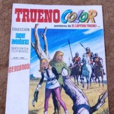 Tebeos: TRUENO COLOR Nº 131 (BRUGUERA 1ª EPOCA 1971). Lote 173388435