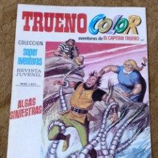 Tebeos: TRUENO COLOR Nº 127 (BRUGUERA 1ª EPOCA 1971). Lote 173388930