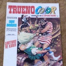 Tebeos: TRUENO COLOR Nº 125 (BRUGUERA 1ª EPOCA 1971). Lote 173389117
