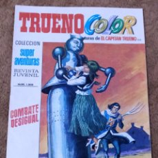 Tebeos: TRUENO COLOR Nº 123 (BRUGUERA 1ª EPOCA 1971). Lote 173389294