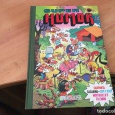 Giornalini: SUPER HUMOR Nº XIX 19 AÑO 1984 4ª EDICION 1985 (BRUGUERA) (COIB21). Lote 173395834