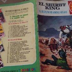 Tebeos: EL SHERIFF KING GRANDES AVENTURAS JUVENILES Nº 21 BRUGUERA. Lote 209238561