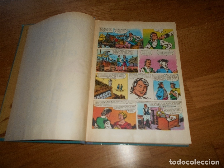 Tebeos: FAMOSAS NOVELAS Nº 9 IX (BRUGUERA) PRIMERA EDICIONMUY BUEN ESTADO - Foto 2 - 173442933