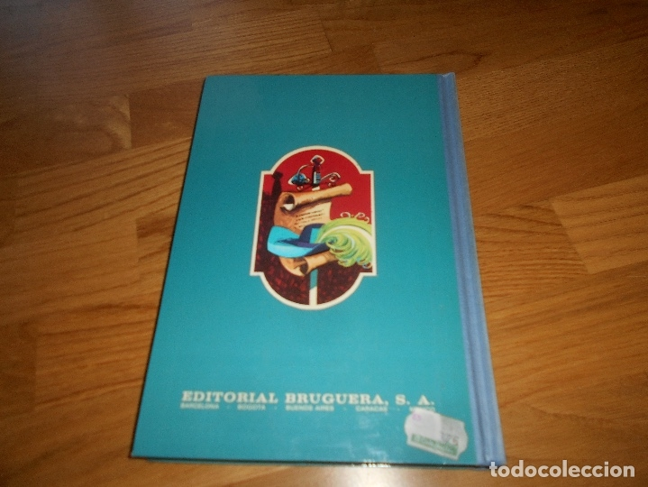 Tebeos: FAMOSAS NOVELAS Nº 9 IX (BRUGUERA) PRIMERA EDICIONMUY BUEN ESTADO - Foto 6 - 173442933