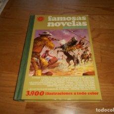 Tebeos: FAMOSAS NOVELAS VOLUMEN XVI - BRUGUERA. PRIMERA EDICIÓN 1979. Lote 173444807