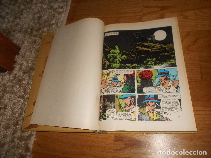 Tebeos: FAMOSAS NOVELAS VOLUMEN XVI - BRUGUERA. PRIMERA EDICIÓN 1979 - Foto 3 - 173444807