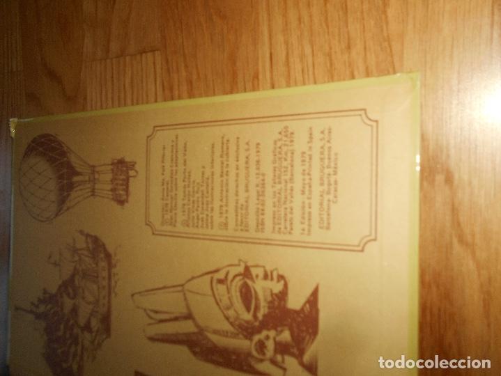 Tebeos: FAMOSAS NOVELAS VOLUMEN XVI - BRUGUERA. PRIMERA EDICIÓN 1979 - Foto 6 - 173444807