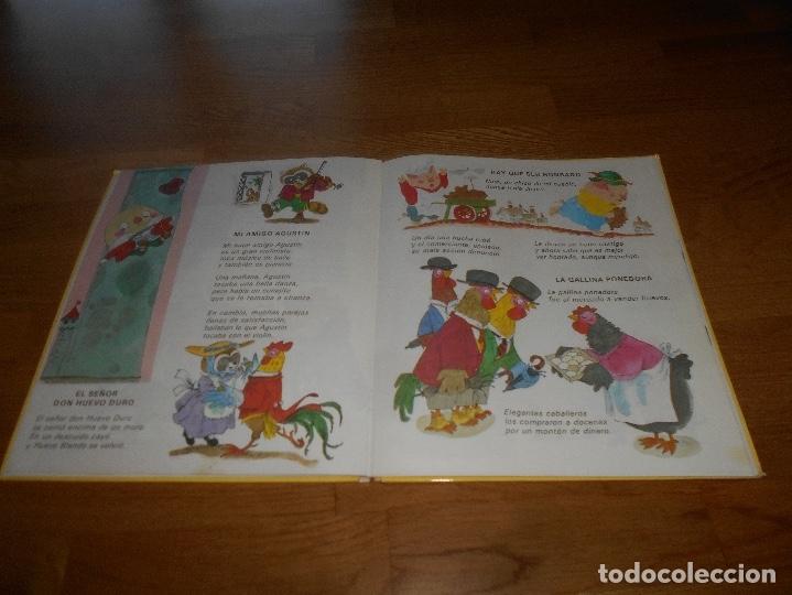 Tebeos: MI PRIMER GRAN LIBRO DE FABULAS, EDITORIAL BRUGUERA, RICHARD SCARRY, 1979 - Foto 4 - 173464072