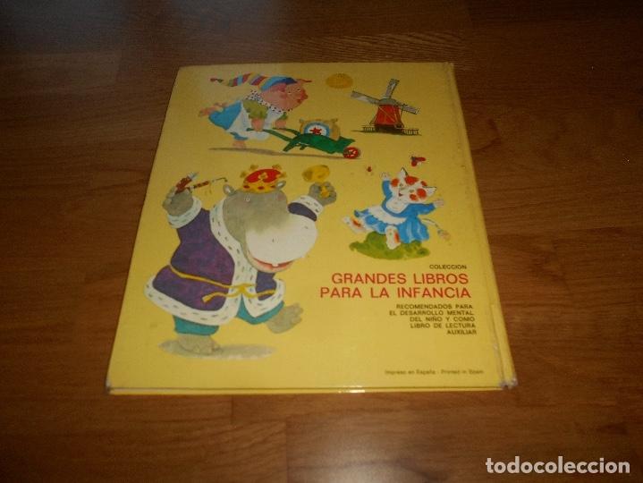 Tebeos: MI PRIMER GRAN LIBRO DE FABULAS, EDITORIAL BRUGUERA, RICHARD SCARRY, 1979 - Foto 6 - 173464072