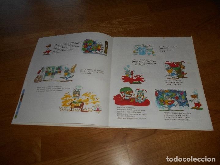 Tebeos: MI PRIMER GRAN LIBRO DE VIAJES - RICHARD SCARRY - EDITORIAL BRUGUERA, SA., 2º Ed. 1978. - Foto 3 - 173464199