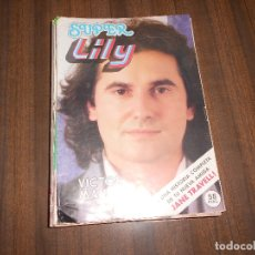 Tebeos: SUPER LILY Nº 57. Lote 173485582