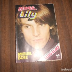 Tebeos: SUPER LILY Nº 68. Lote 173486187