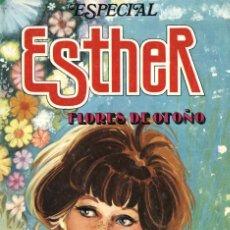 Tebeos: ESPECIAL ESTHER-28: FLORES DE OTOÑO (BRUGUERA, 1983). Lote 173550155