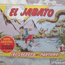 Tebeos: EL JABATO Nº 241. Lote 173582948