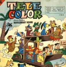 Tebeos: TELE COLOR EXTRA DE VACACIONES 1965 (BRUGUERA). Lote 173607302