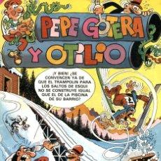 Tebeos: PEPE GOTERA Y OTILIO-1 (BRUGUERA, 1985). Lote 173607424