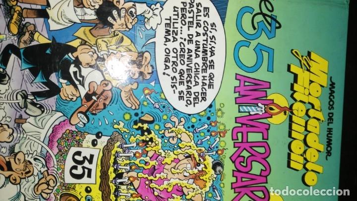 Tebeos: Dos libros de Mortadelo y Filemón - Foto 4 - 173647100
