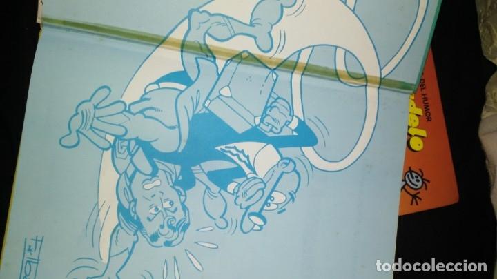 Tebeos: Dos libros de Mortadelo y Filemón - Foto 5 - 173647100