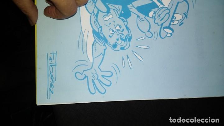 Tebeos: Dos libros de Mortadelo y Filemón - Foto 6 - 173647100