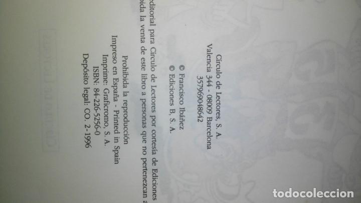 Tebeos: Dos libros de Mortadelo y Filemón - Foto 7 - 173647100