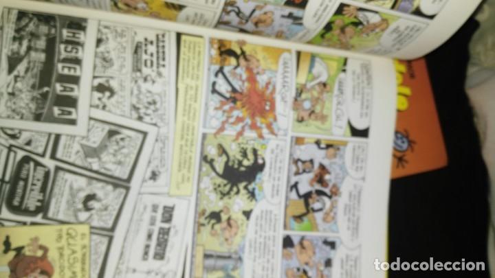 Tebeos: Dos libros de Mortadelo y Filemón - Foto 8 - 173647100