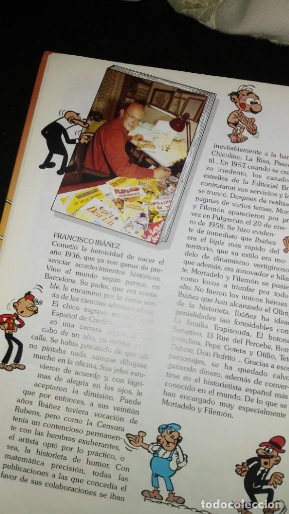 Tebeos: Dos libros de Mortadelo y Filemón - Foto 14 - 173647100