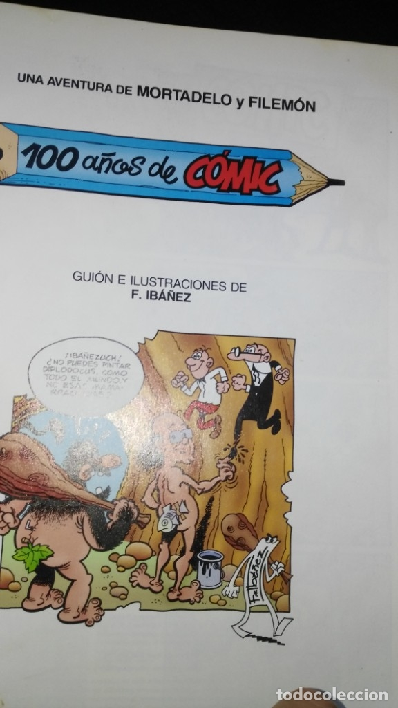 Tebeos: Dos libros de Mortadelo y Filemón - Foto 16 - 173647100
