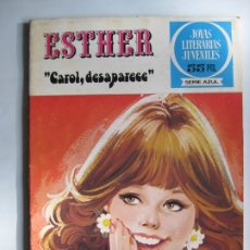 Tebeos: ESTHER Nº65 - JOYAS LITERARIAS JUVENILES. Lote 173648995