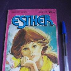 Tebeos: ESTHER - MAL DE AMORES - Nº 15 - AÑO 2 - BRUGUERA 1983 - POCO USO. Lote 173679083