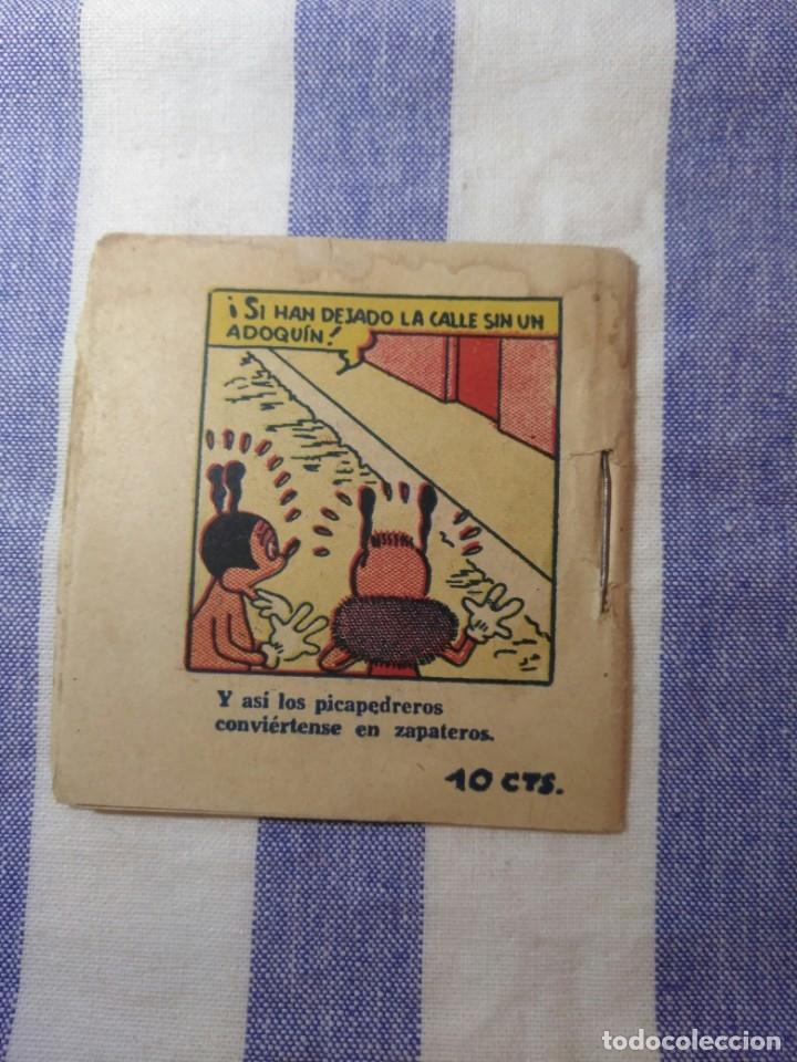Tebeos: MINIATURA COLECCIÓN GUAU GUAU Y LA MODA,BRUGUERA - Foto 2 - 173682742