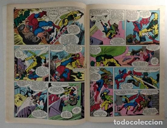 Tebeos: Spider-Man, 7: …¡Y la amenaza de la Araña Asesina! / Comics Bruguera - Spiderman - 03/1981 - Foto 3 - 173682913