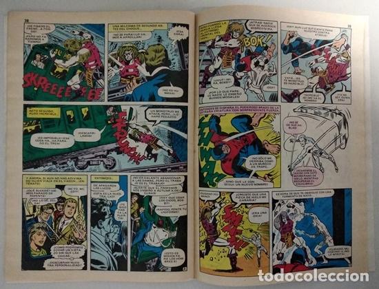 Tebeos: Spider-Man, 7: …¡Y la amenaza de la Araña Asesina! / Comics Bruguera - Spiderman - 03/1981 - Foto 4 - 173682913