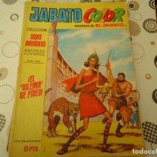 Tebeos: JABATO COLOR PRIMERA EPOCA Nº 92 EL DILEMA DE FIDEO. Lote 173765755