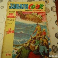 Tebeos: JABATO COLOR PRIMERA EPOCA Nº 142 LA HECHICERA. Lote 173771752