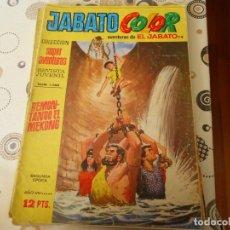 Tebeos: JABATO COLOR SEGUNDA EPOCA Nº 74 REMONTANDO EL MEKONG. Lote 173811497