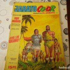 Tebeos: JABATO COLOR SEGUNDA EPOCA Nº 133 CON LOS BUKAMOS. Lote 173812549