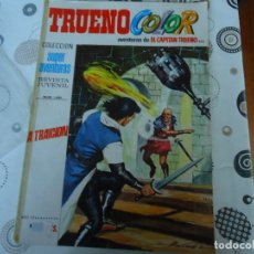 Tebeos: TRUENO COLOR PRIMERA EPOCA Nº 264 A TRAICION. Lote 173816847
