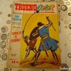 Tebeos: TRUENO COLOR SEGUNDA EPOCA Nº 4 TEODULFO EL TERRIBLE. Lote 173840138