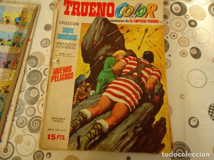 TRUENO COLOR SEGUNDA EPOCA Nº 27 NUEVOS PELIGROS (Tebeos y Comics - Bruguera - Capitán Trueno)