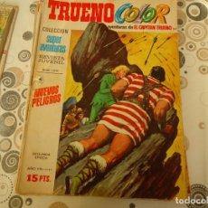 Tebeos: TRUENO COLOR SEGUNDA EPOCA Nº 27 NUEVOS PELIGROS. Lote 173840664
