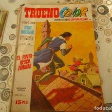 Tebeos: TRUENO COLOR SEGUNDA EPOCA Nº 57 EL PINTORESCO ZORRINI. Lote 173841080