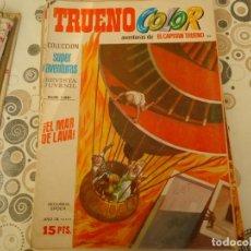 Tebeos: TRUENO COLOR SEGUNDA EPOCA Nº 82 EL MAR DE LAVA. Lote 173841525